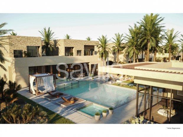 Villa in Al Manhal, Abu Dhabi, United Arab Emirates 1