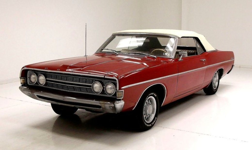 1968 Ford Convertible In Morgantown United States For Sale 10817415