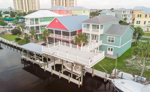 House in Panama City Beach, Florida, United States