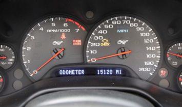 2003 Chevrolet Corvette Convertible