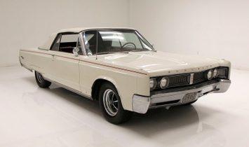 1967 Chrysler Newport Convertible