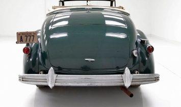 1936 Cadillac Fleetwood Convertible Coupe