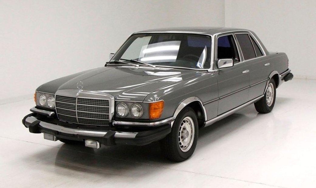 1980 Mercedes-Benz 280SE