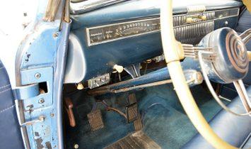 1940 LaSalle Convertible Sedan