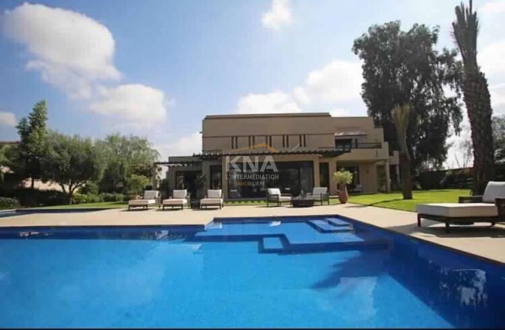 Villa in Marrakesh, Morocco 1
