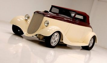 1934 Ford 40 Cabriolet