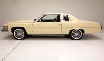 1979 Cadillac Coupe D'Elegance