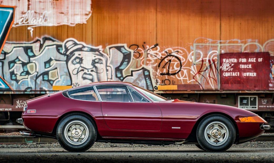1971 Ferrari 365 In Portland Oregon United States For Sale 10590023