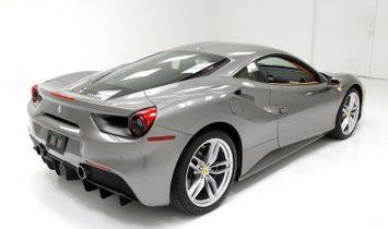 2016 Ferrari 488 Coupe GTB