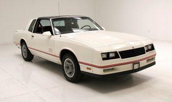 1987 Chevrolet Monte Carlo Aero Coupe