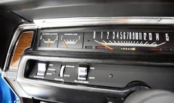 1969 Plymouth GTX Hemi