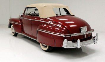 1947 Mercury Eight Convertible