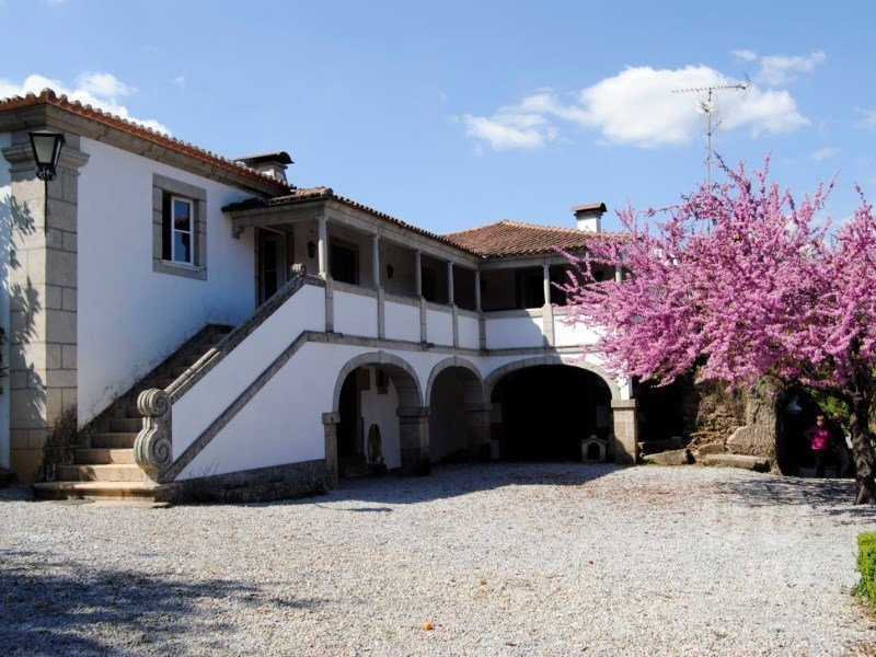 Farm Ranch in Lamego, Braga, Portugal 1