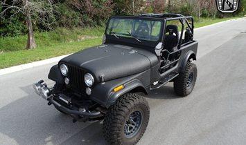 1984 Jeep/American CJ7