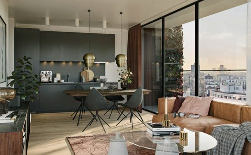Apartment in Frankfurt, Hesse, Germany