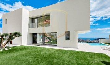 Haus in Finestrat, Land Valencia, Spanien 1
