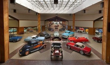 1937 Chevrolet Race Car