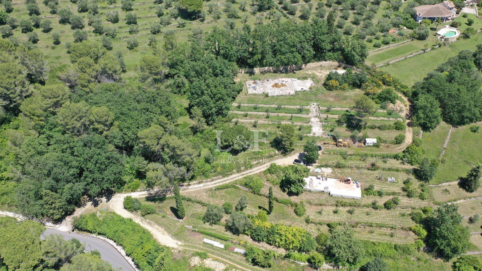 Land in Valbonne, Provence-Alpes-Côte d'Azur, France 1