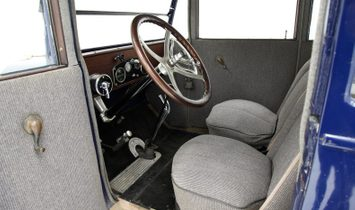 1923 Earl Sedan