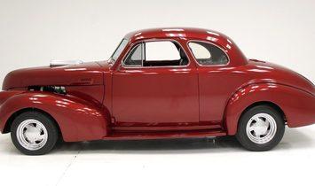 1940 Pontiac Coupe