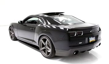 2011 Chevrolet Camaro SS Coupe