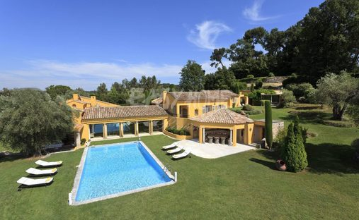Villa in Mougins, Provence-Alpes-Côte d'Azur, France