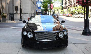Bentley Continental GT Convertible