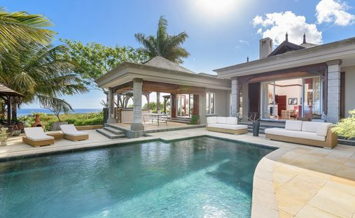 House in Bel Ombre, Savanne District, Mauritius
