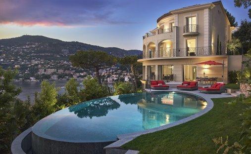 House in Saint-Jean-Cap-Ferrat, Provence-Alpes-Côte d'Azur, France