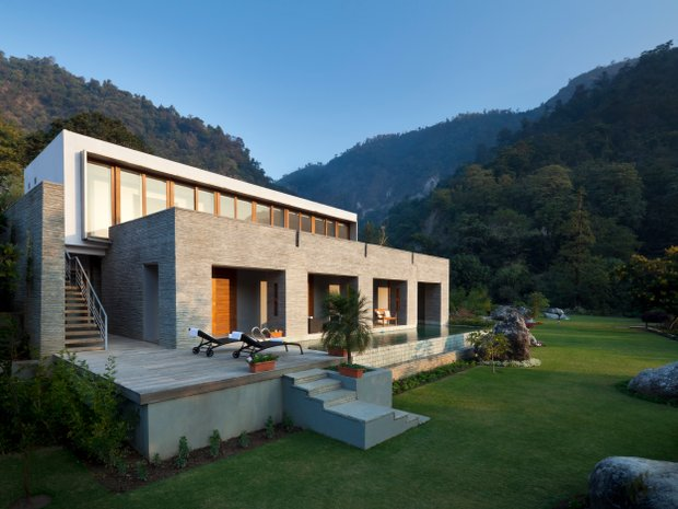 House in Avas Vikas Colony, Uttarakhand, India 1
