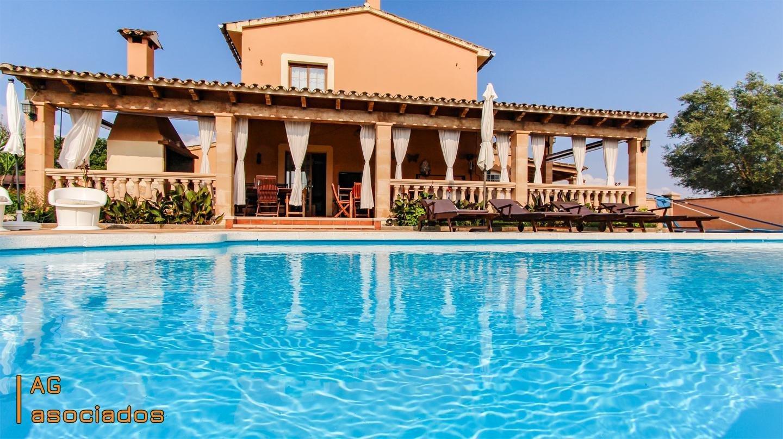 House in Sencelles, Balearic Islands, Spain 1