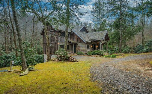 House in Newland, North Carolina, United States