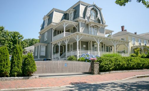 House in Newport, Rhode Island, United States