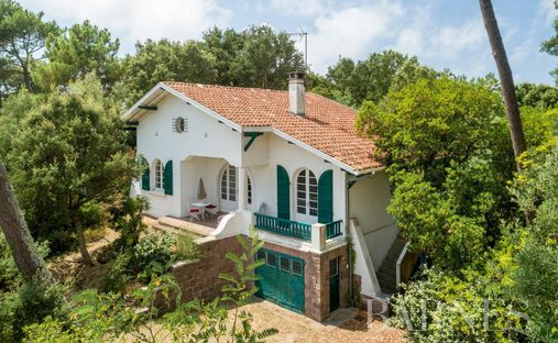 House in Hossegor, Nouvelle-Aquitaine, France
