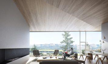 House in Alberta, Canada
