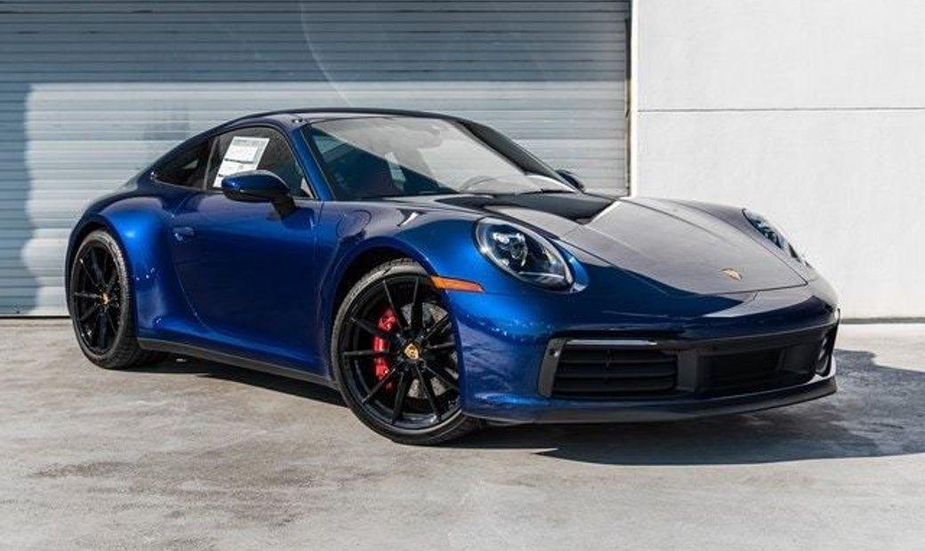 2020 Porsche 911 In Fresno Ca United States For Sale 10894318