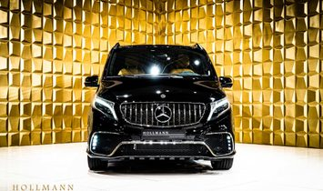 MERCEDES-BENZ V 300 D 4MATIC CUSTOMIZED