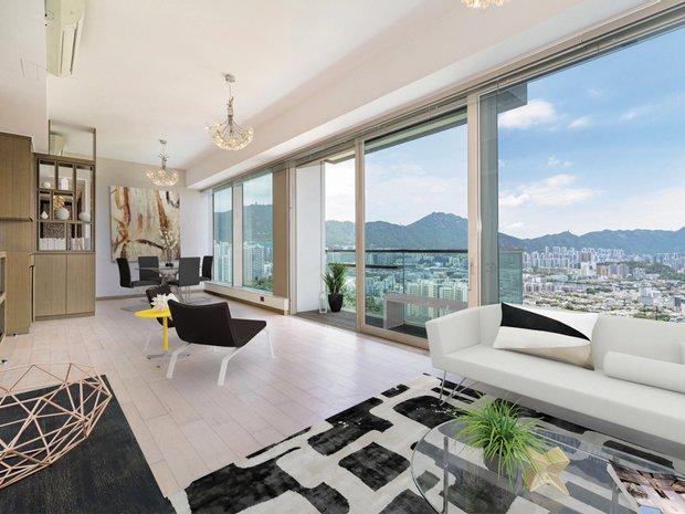 Apartment in Kowloon, Hong Kong 1