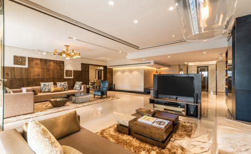 Apartment in Bandra East, Maharashtra, India