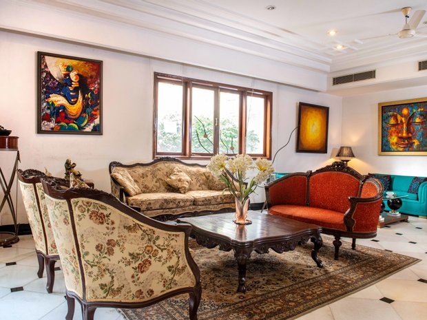 House in Sector 4, Delhi, India 1