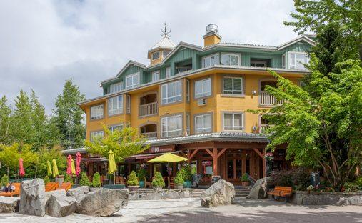 Condo in Whistler, British Columbia, Canada
