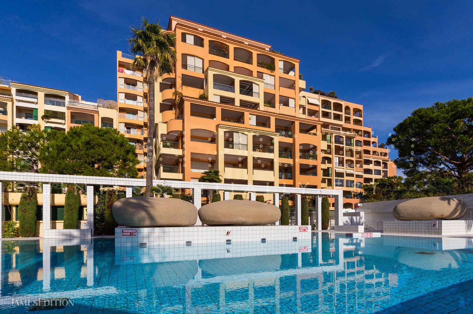 Apartment in Fontvieille, Monaco 1