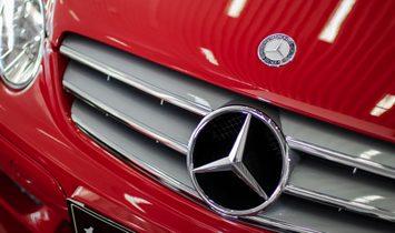 2007 Mercedes-Benz CLK DTM