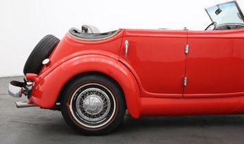 Auburn 653 Convertible Sedan