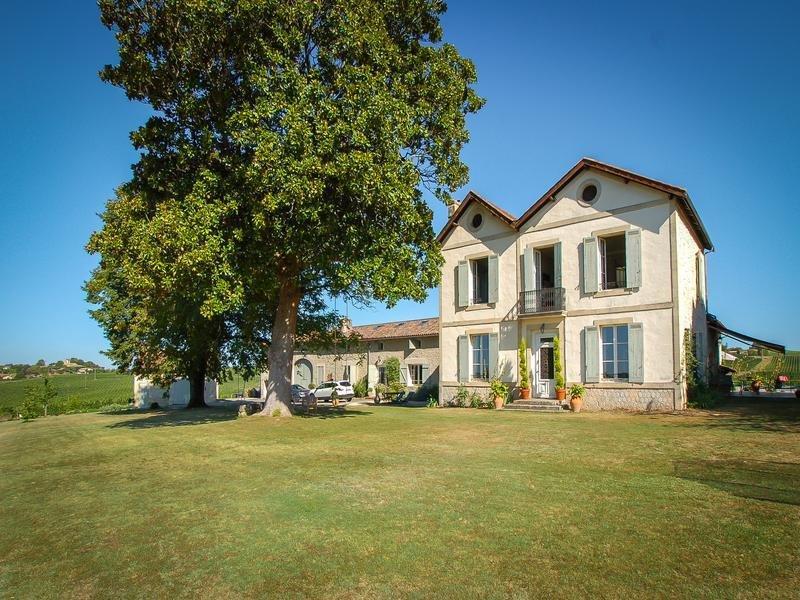 Cazaugitat, Nouvelle-Aquitaine, France 1