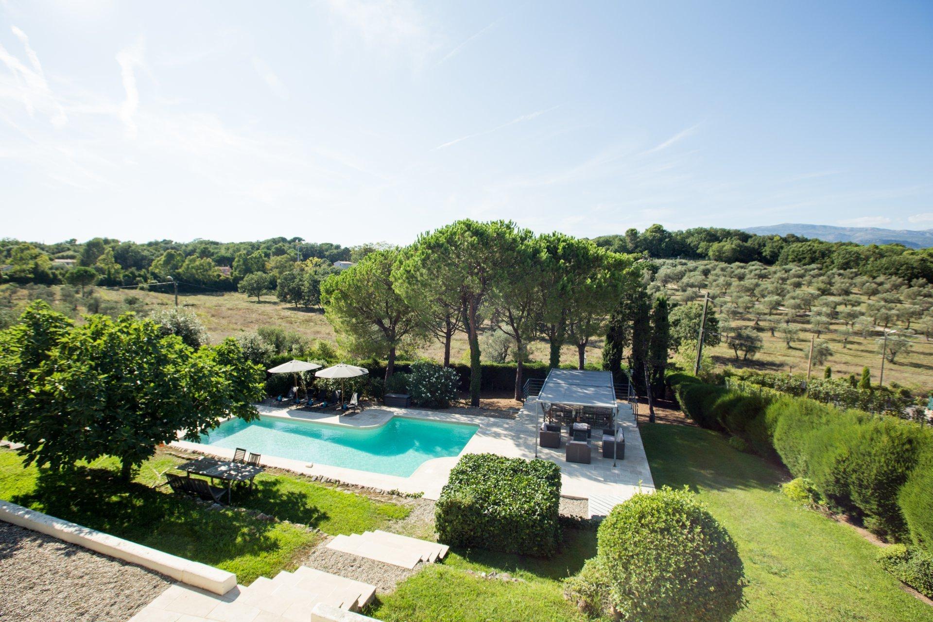Villa in Valbonne, Provence-Alpes-Côte d'Azur, France 1
