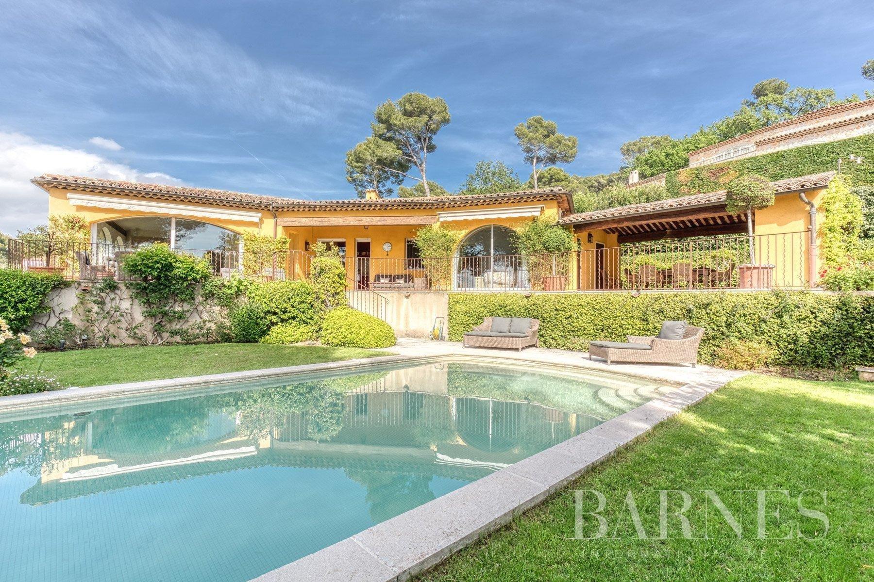 Villa in Mougins, Provence-Alpes-Côte d'Azur, France 1 - 10872828