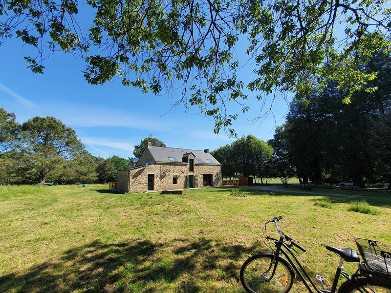 Farm Ranch in Allaire, Brittany, France 1