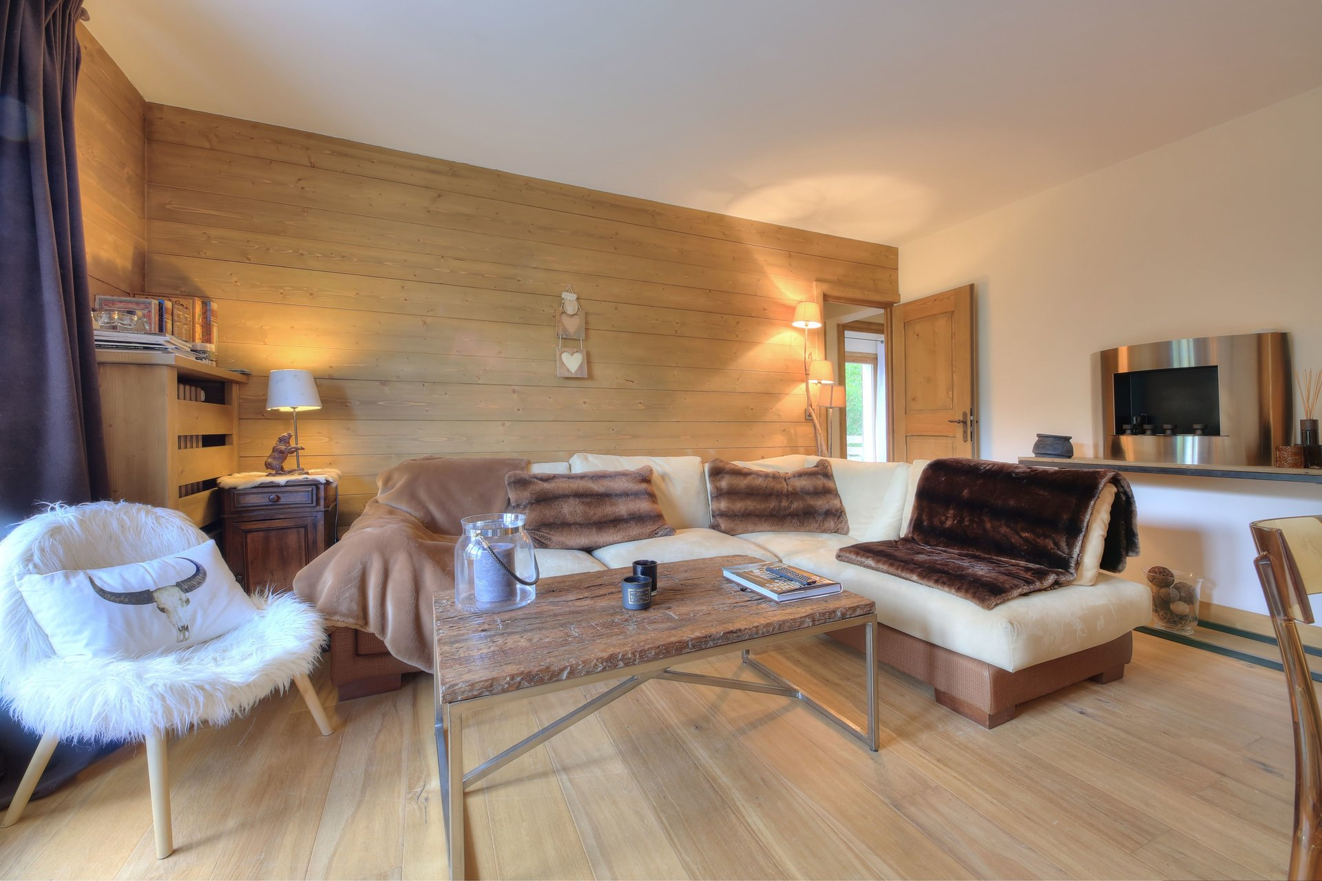 Apartment in Megève, Auvergne-Rhône-Alpes, France 1