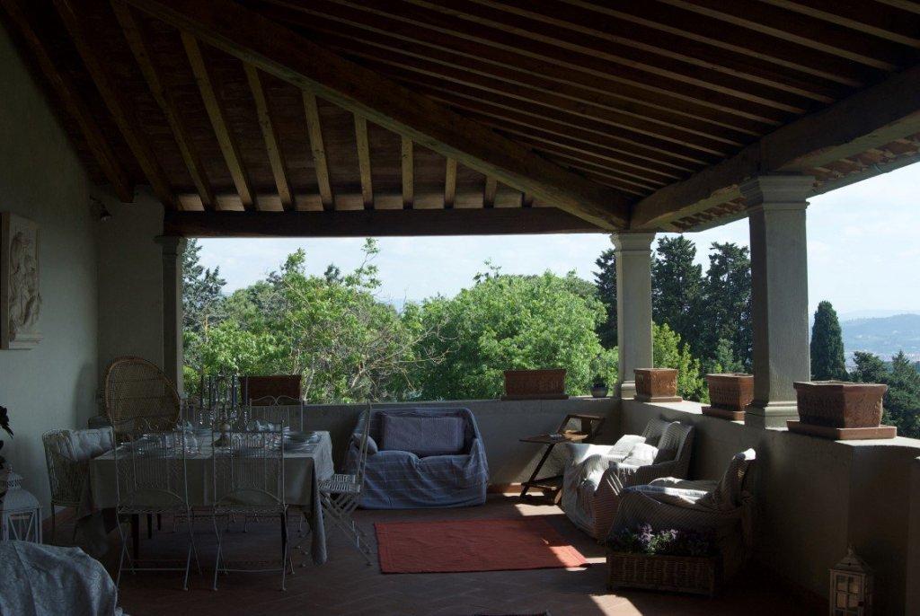 Villa in Fiesole, Tuscany, Italy 1 - 10848120